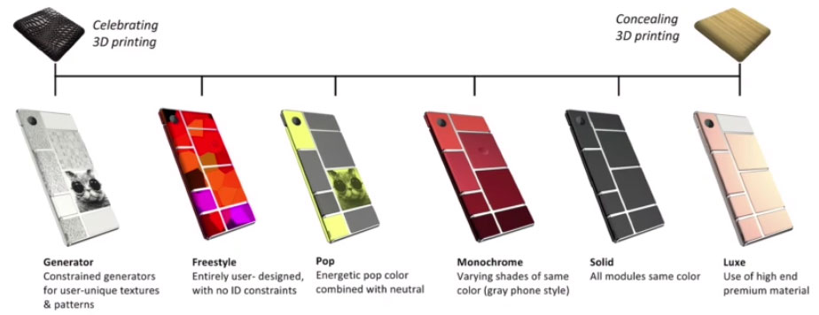 Googles PROJECT ARA still has a long way to go before modular.