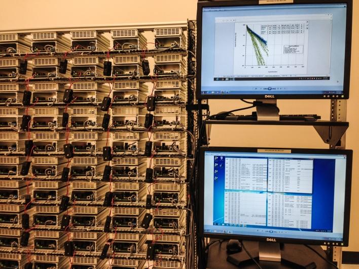 Testing batteries at Qnovo