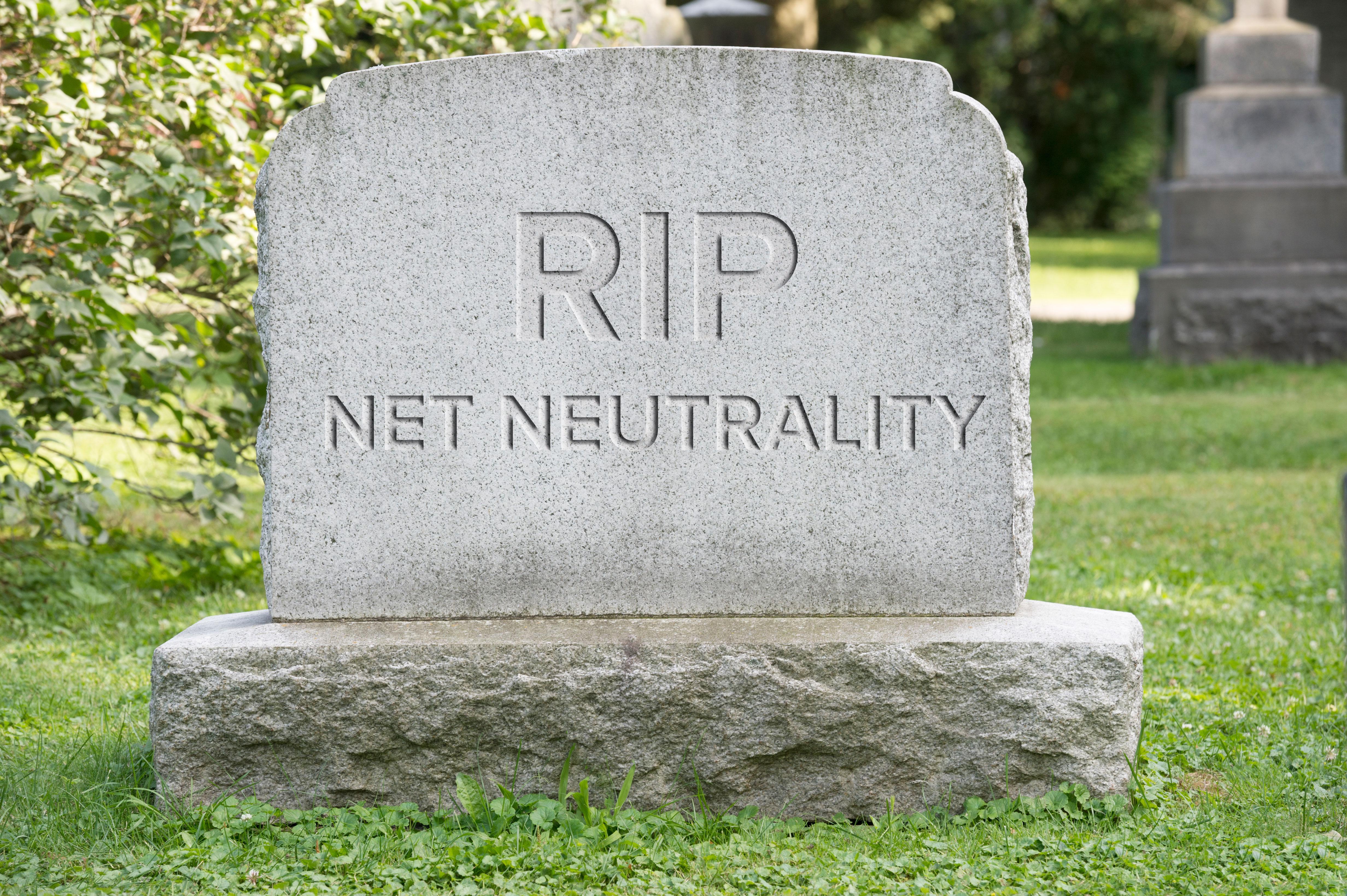 RIP net neutrality