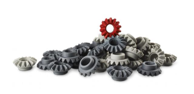 Stratasys RedEye 3D printed parts