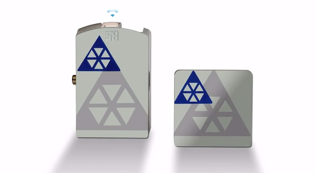 Pylon's NFC-brokered Wi-Fi system (source: Pylon)
