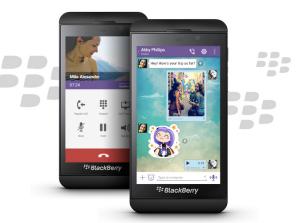 Viber for BlackBerry 10 (Source: Viber)