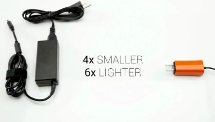 Dart laptop charger