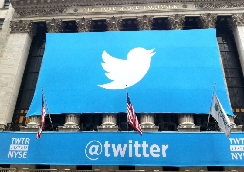 Twitter NYSE generic