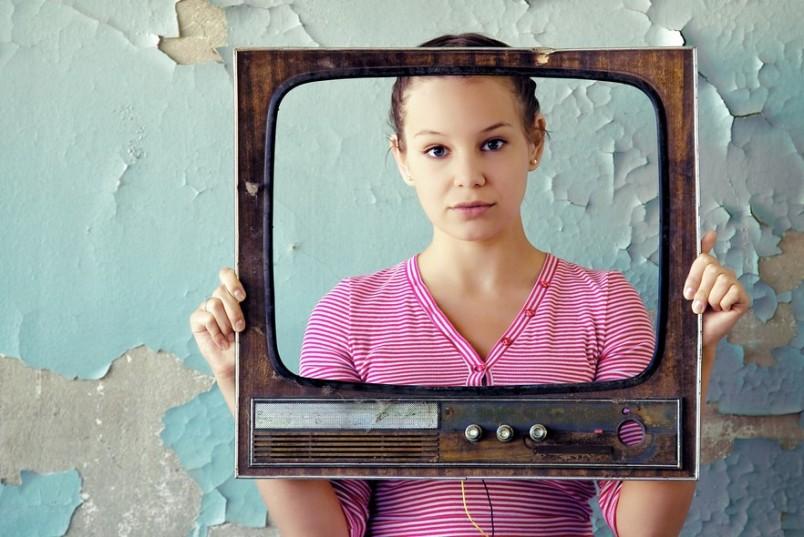 tv frame video generic