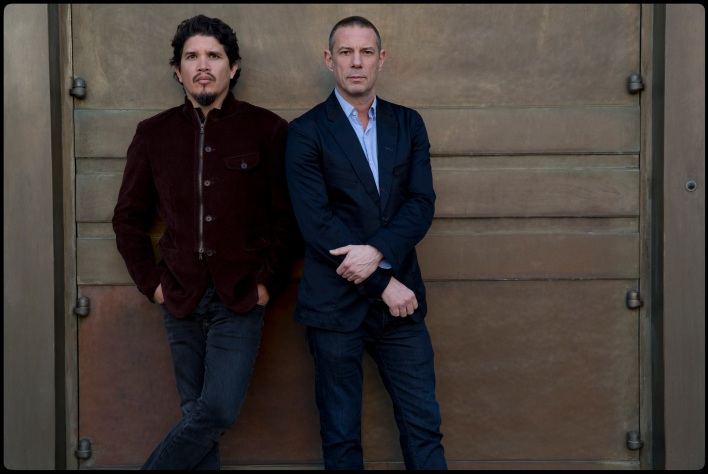 Thievery Corporation (Rob Garza and Eric Hilton) in Washington DC