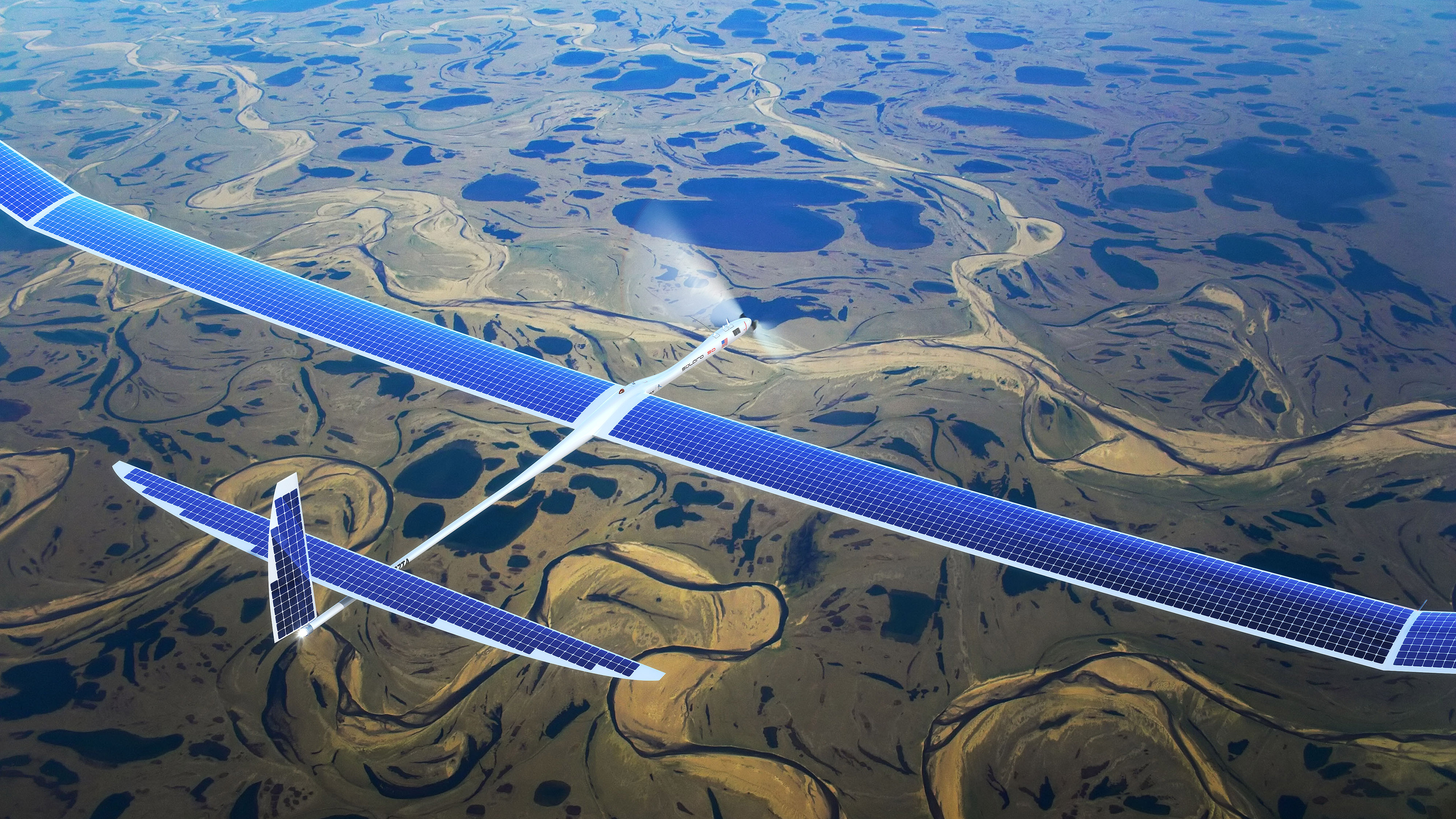 Titan aerospace drone 2