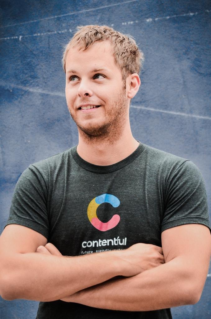 Contentful CEO Sascha Konietzke