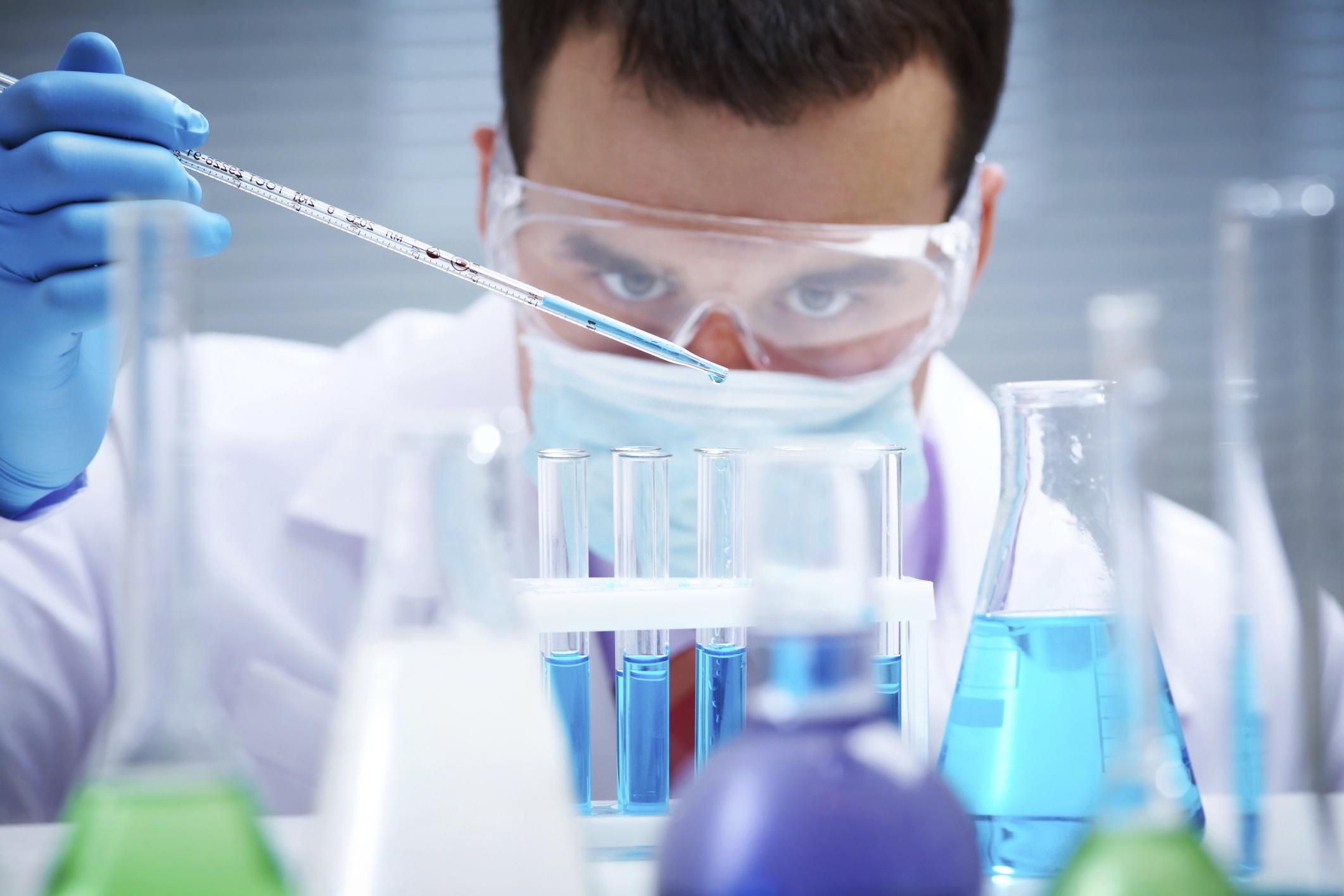 Lab, image courtesy of Thinkstock / YanLev.
