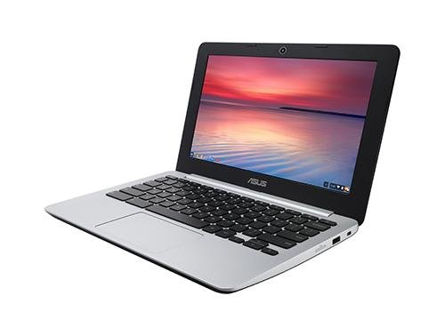 Asus Chromebook C200 angle