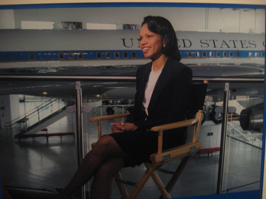 Condoleezza Rice, a director at C3