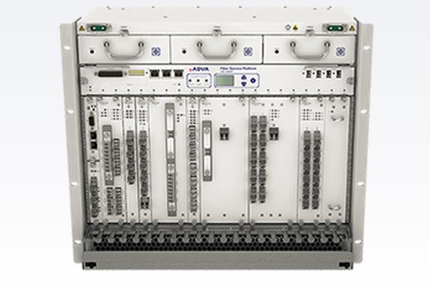 ADVA FSP 3000 transport solution