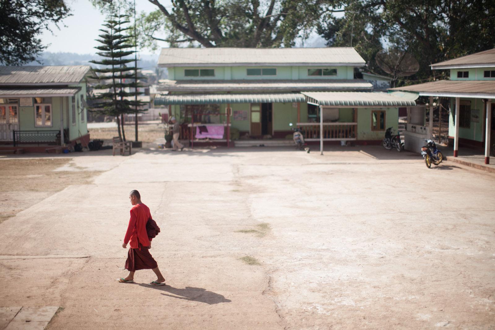 Lashio, Monastery lending group