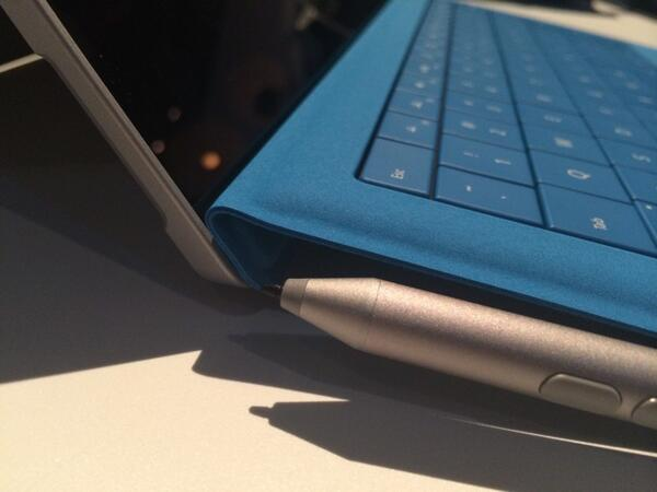 Surface Pro 3 keyboard