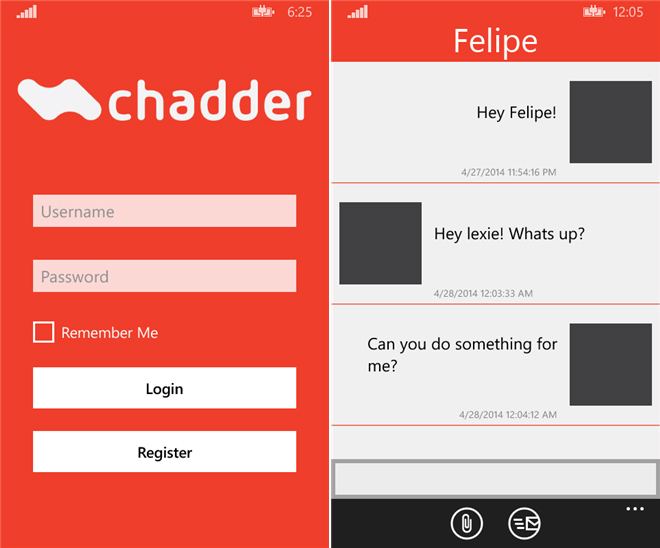 chadder-messaging