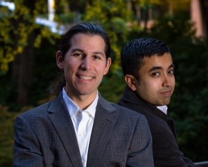 xtraHop Founders Jesse Rothstein and Raja Mukerji