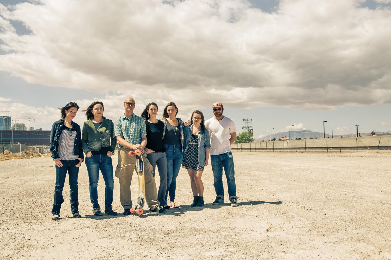 The Factorli Team. Photo courtesy of Factorli.