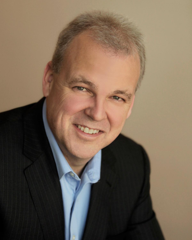 Martin Fink, EVP and CTO for Hewlett Packard