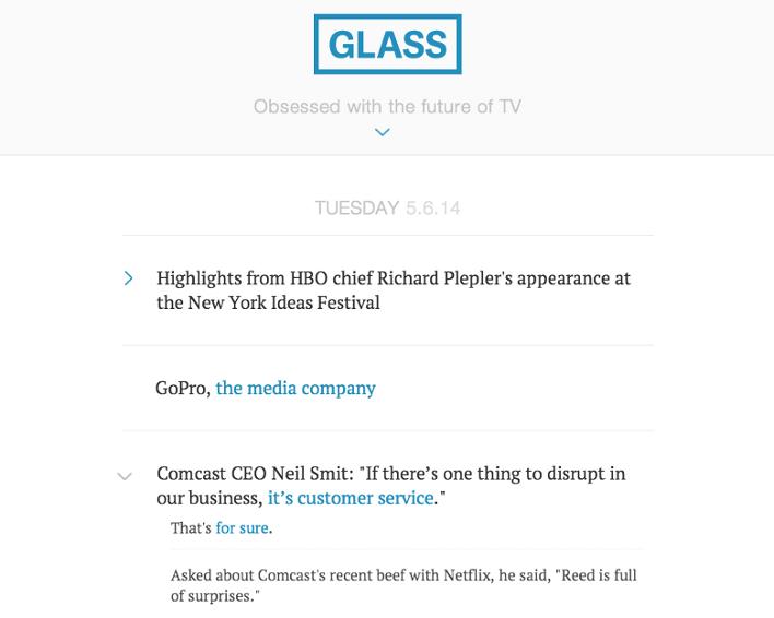 Glass-screenshot