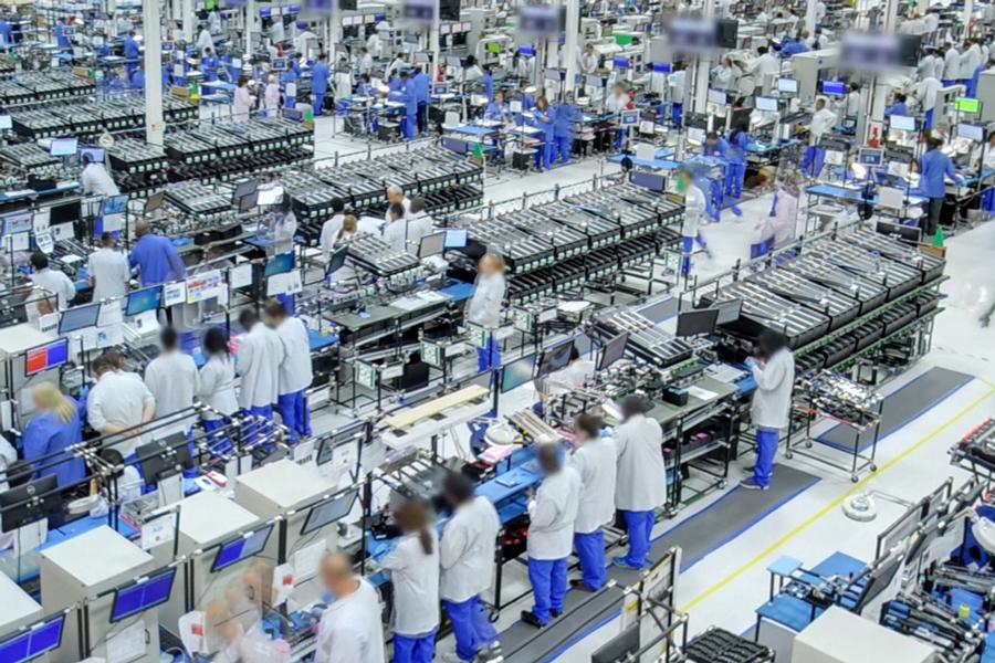 Google-Factory-Flextronics