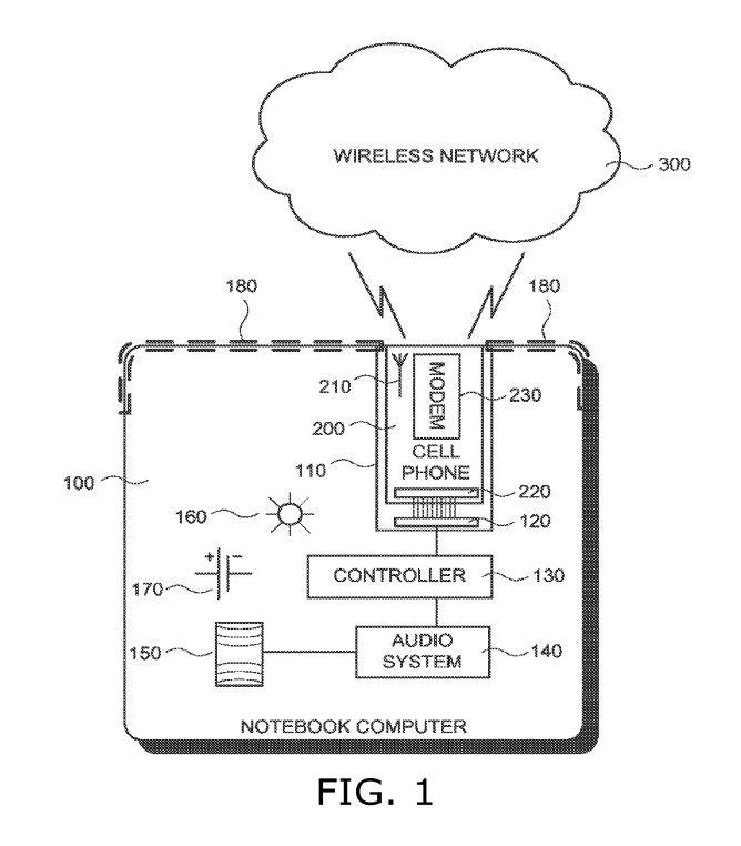 google phone laptop patent