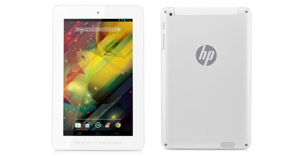 Budget buster: HP's new Android slate is $99 — Tech News ...