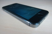 iPhone 5s with Zagg Glass