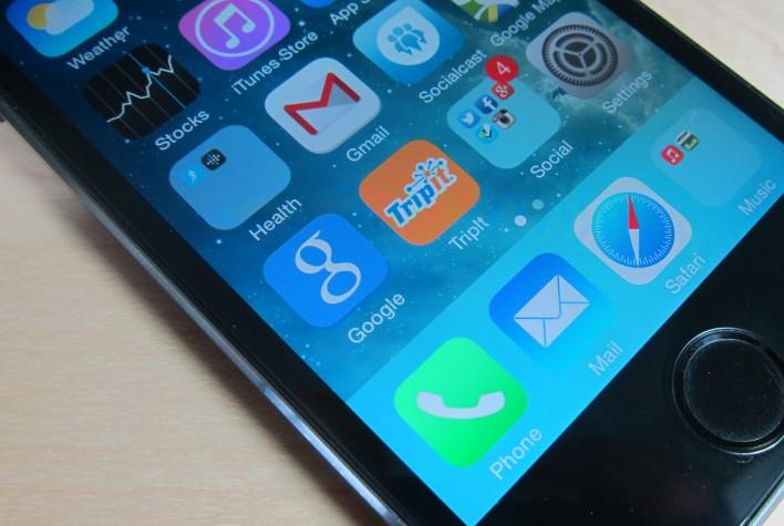 iPhone 5s Zagg Glass screen