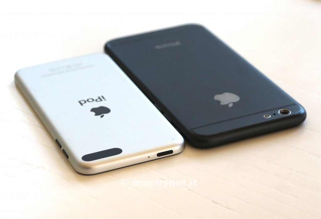 ipod touch v iphone 6