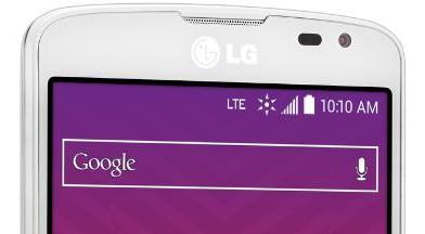 LG MobileComm USA White