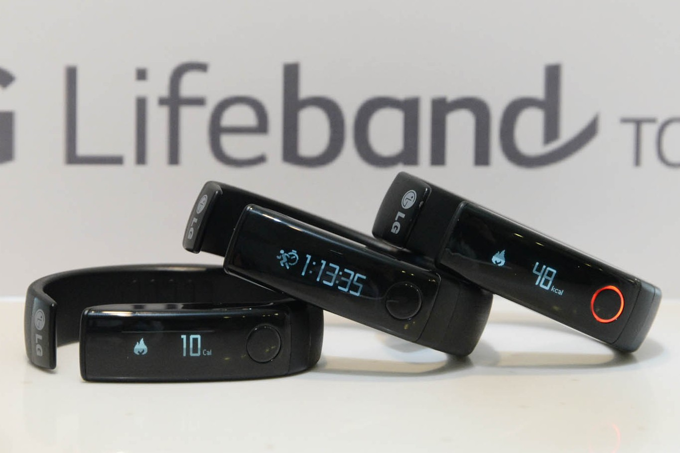 LG Lifeband Touch featured