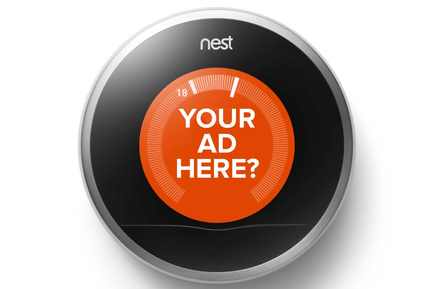 Nest-advertising