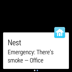 nest android wear