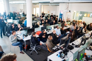 Picture of OpenDNS Team