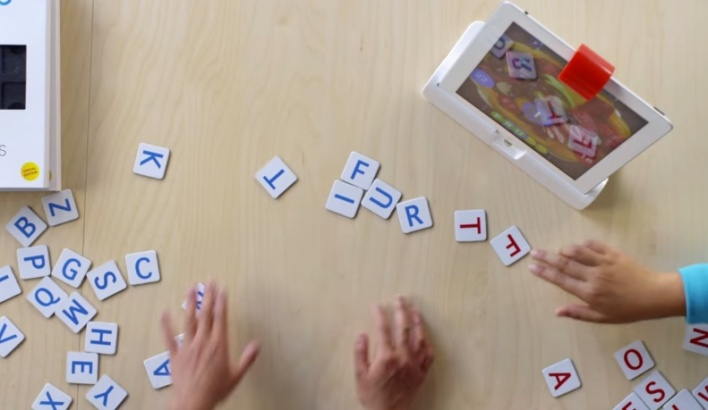 Kids don't perfectly align letters, and everyone's living room table looks different -- so Osmo has do do some heavy lifting on the computer vision front.