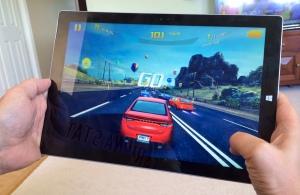 Asphalt 8 Surface Pro 3