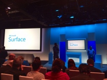 Microsoft Surface event 2014