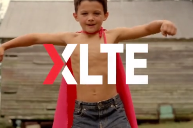 Verizon XLTE ad