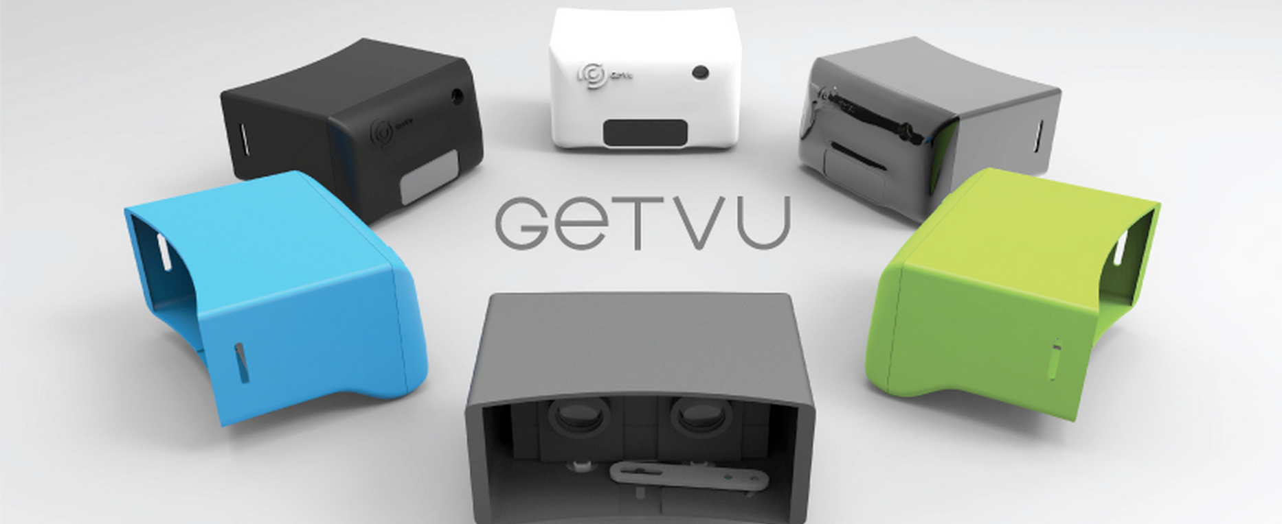 Getvu augmented reality developer kit