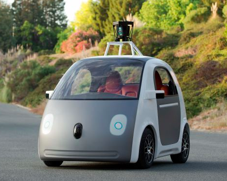 Google robot car