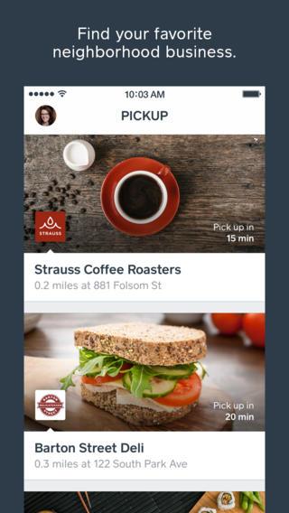 Square Order screenshot