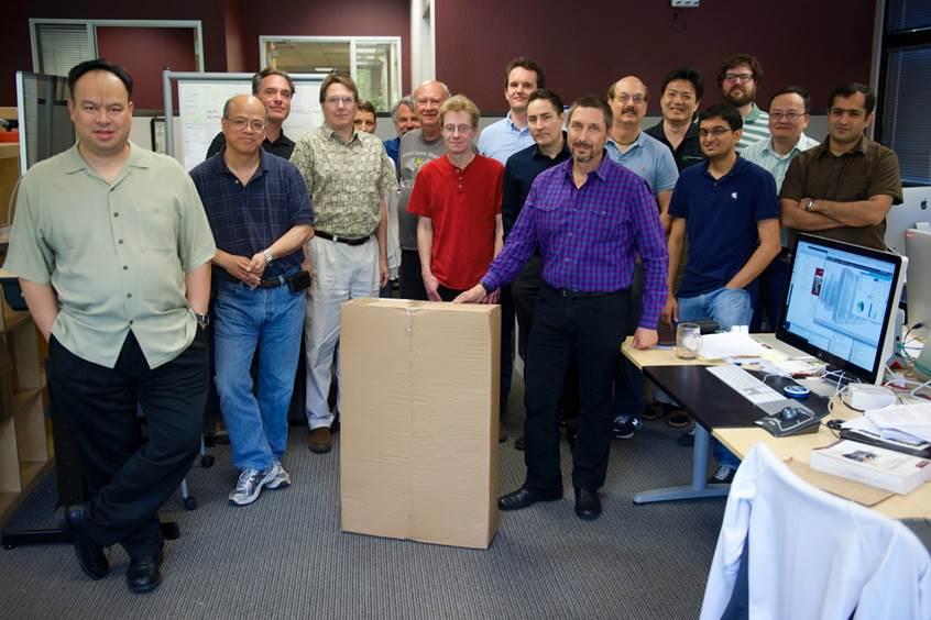 Sideband Networks Team