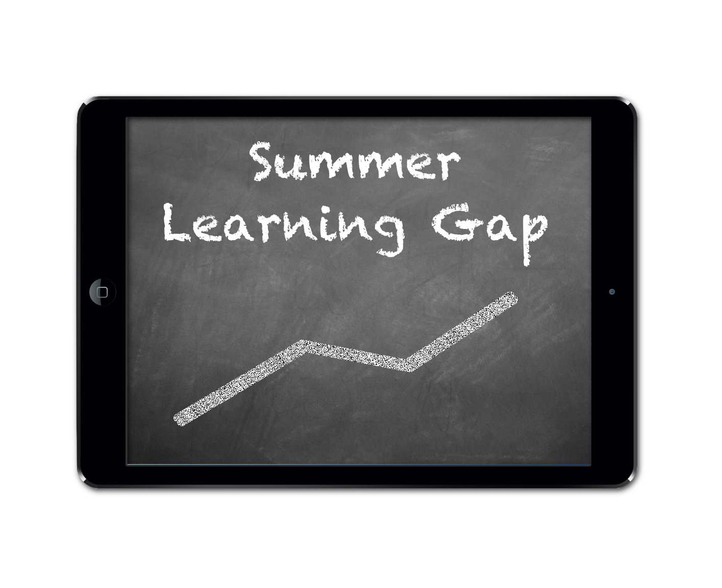 Summer learning gap