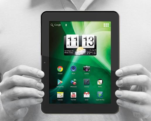 Trio tablet