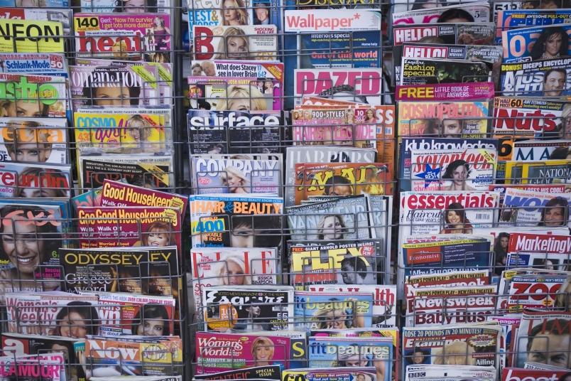 Magazines generic