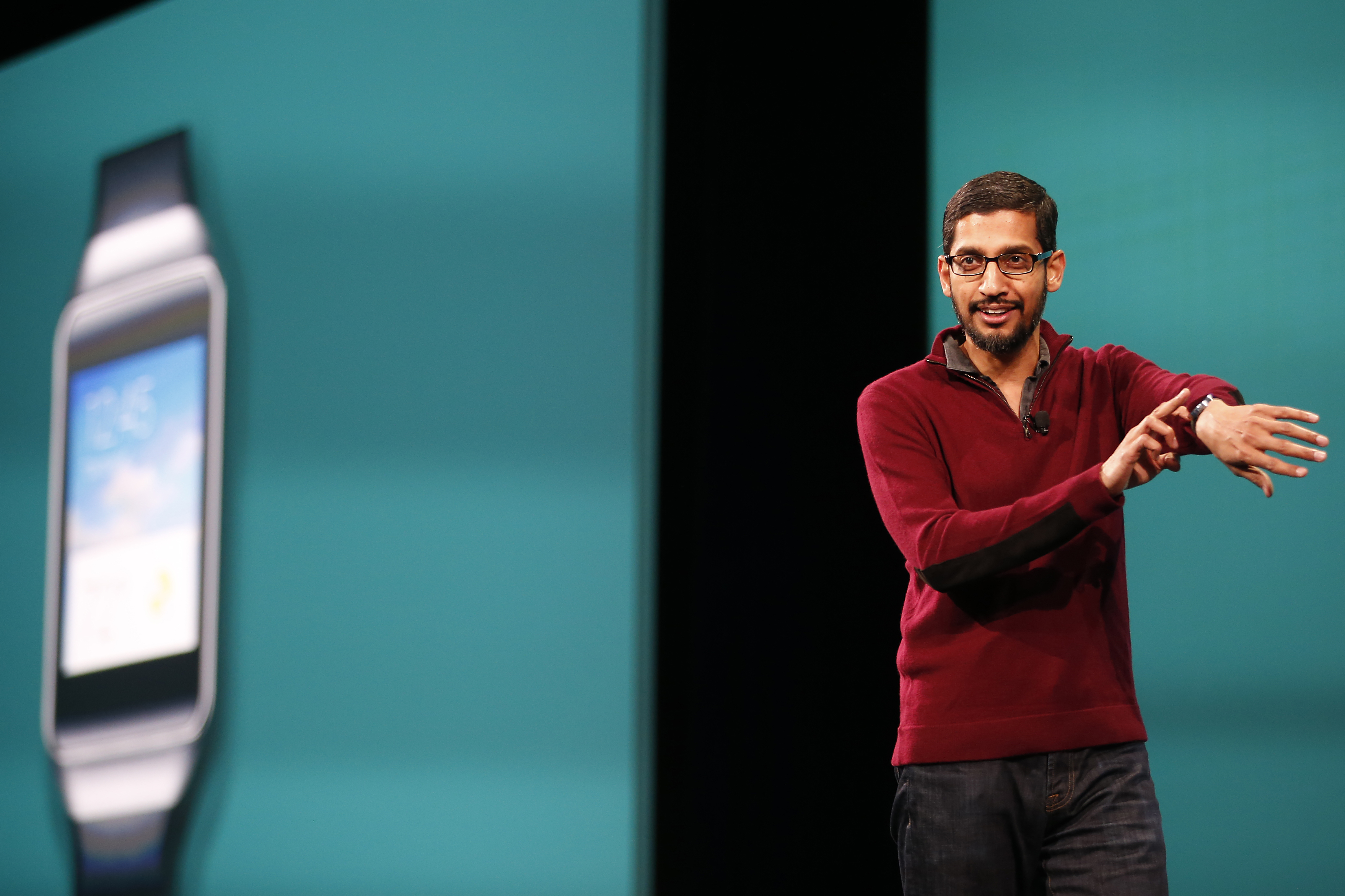 Sundar Pichai becomes second-in-command at Google with major reorg