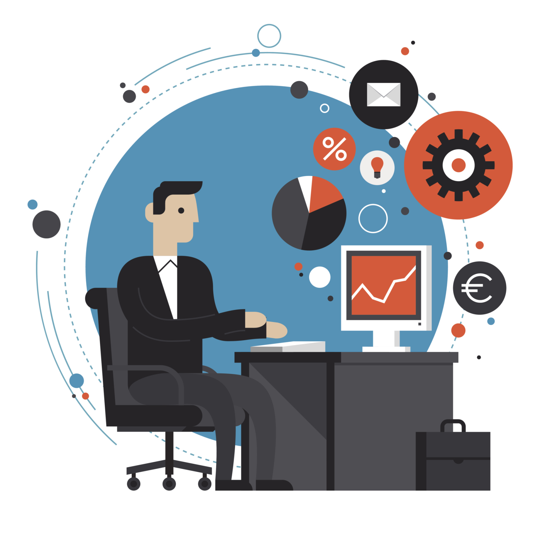 Computing illustration