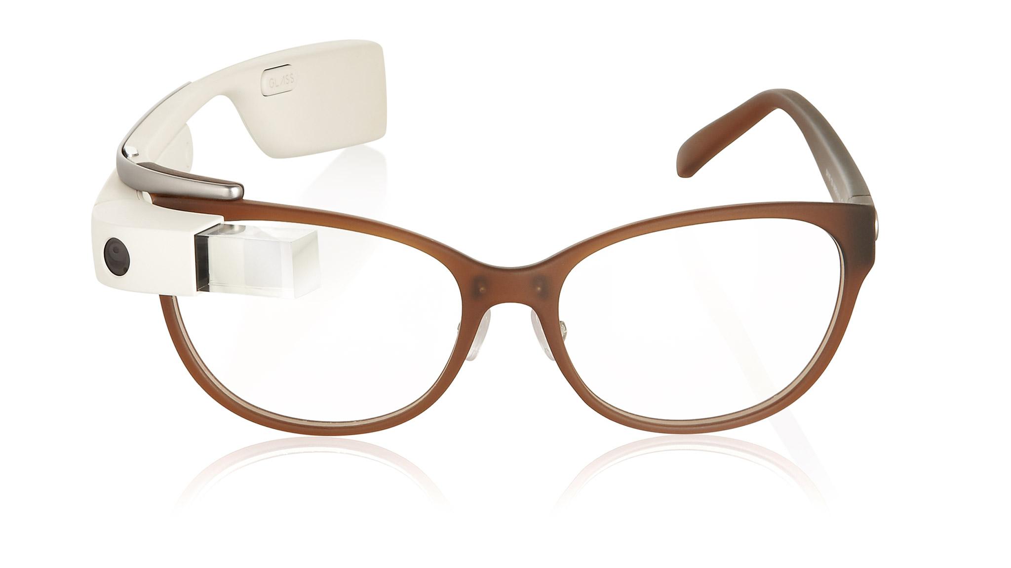 Google Glass DVF