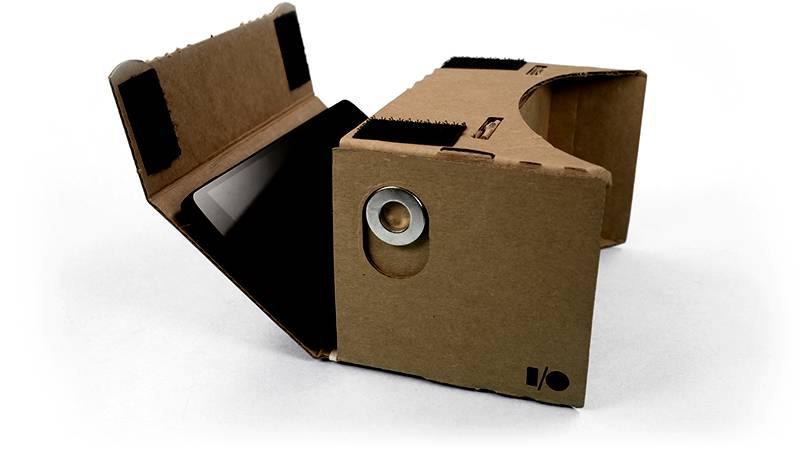 Google Cardboard is one of the cheapest ways to experience virtual reality.