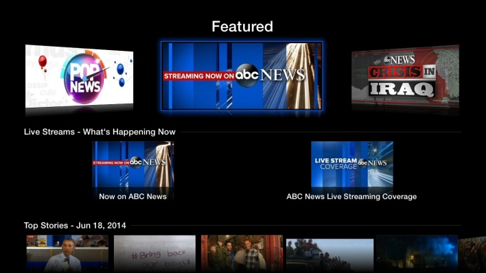 abc news apple tv app